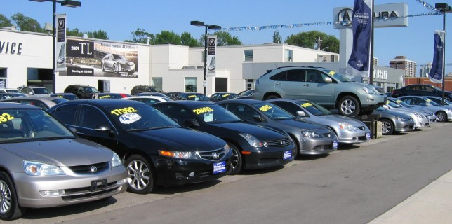 Finding Used Car for Sale