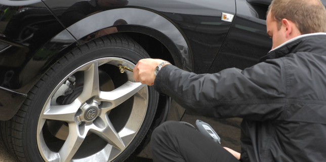 Why Tyre Pressure Is Important