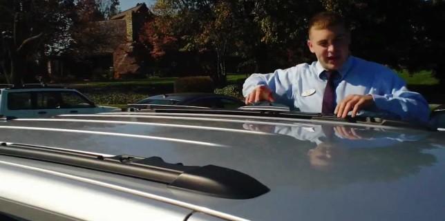 Using Vehicle Roof Racks Correctly